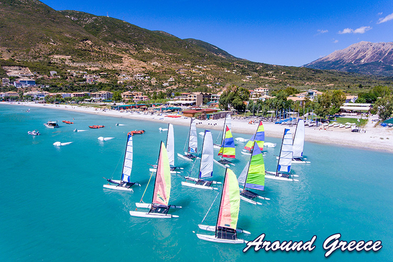 Watersports and Activities in Lefkada