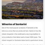 Santorini AR App Screenshot 3