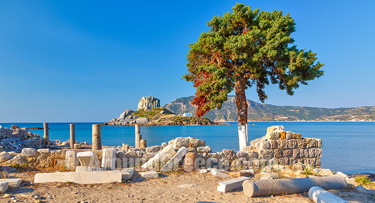 Kos map |travel guides to the greek islands.