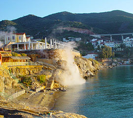 Natural Spas in Greece