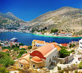 Kastelorizo Greece