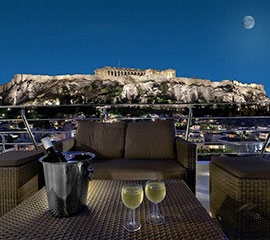 Central Athens Hotels